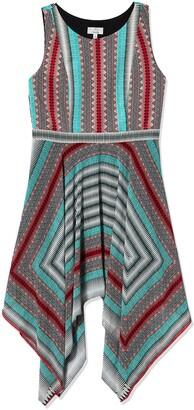 Robbie Bee Women's Knit Top Sleeveless Missy Dress