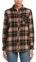 Tolani Emma Flannel Front Shirt.