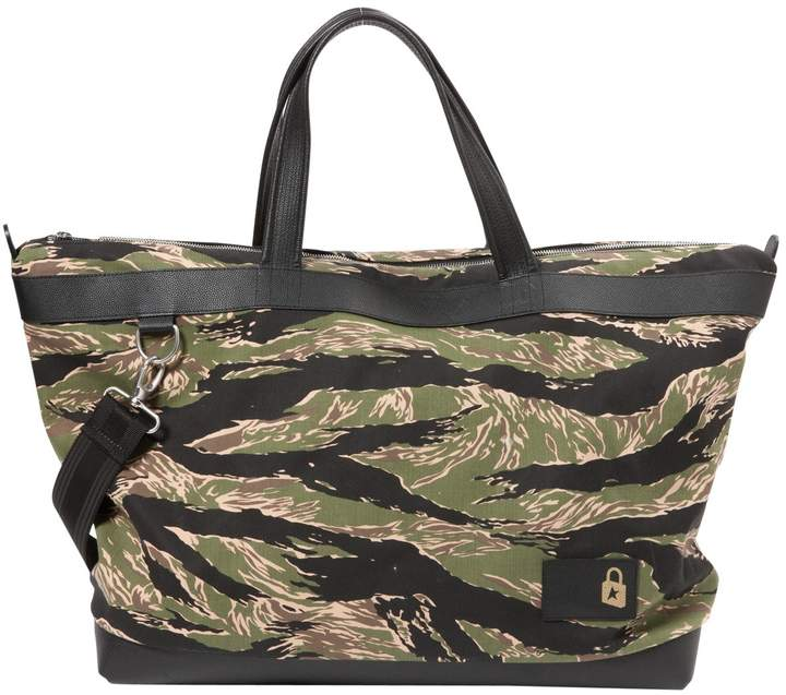 Golden Goose Cloth travel bag
