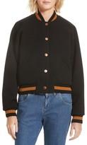 See by Chloe Women's Varsity Bomber Jacket