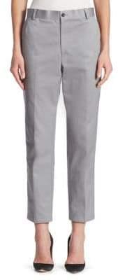 Thom Browne Cotton Twill Trouser