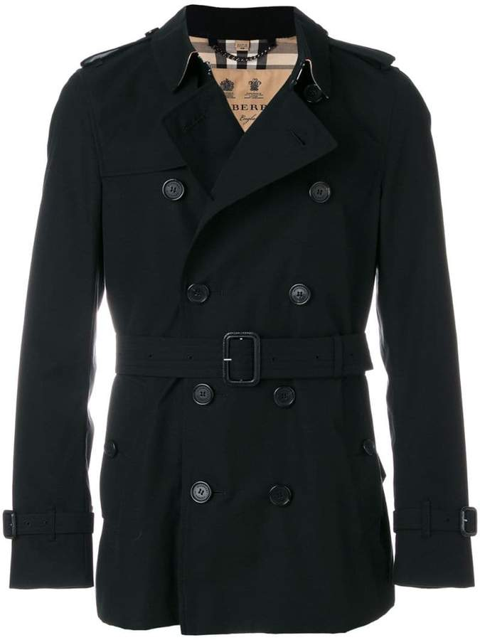Burberry The Sandringham – Short Trench Coat