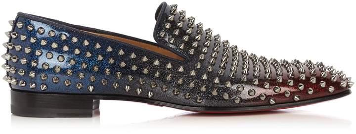 Christian Louboutin Dandelion spike-embellished loafers