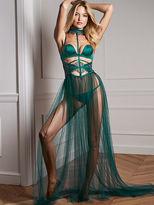 The Victoria's Secret Designer Collection Strappy Gown