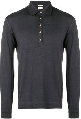 Massimo Alba longsleeved polo shirt