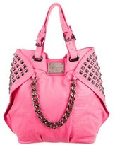 Pierre Balmain Studded Shopper Tote