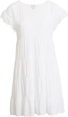 Socialite Tiered Babydoll Dress