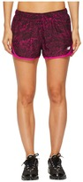 New Balance Accelerate 2.5 Printed Short Women's Shorts