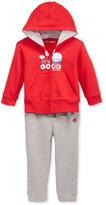 Champion Baby Boys' 2-Pc. It's Good Zip-Up Hoodie & Pants Set