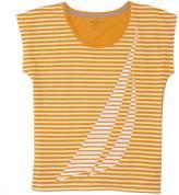 Nautica Striped J Class Dolman Sleeve T-Shirt