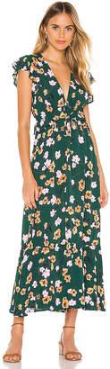 Flynn Skye Ophilia Midi Dress