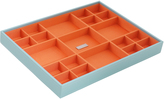 Wolf Large Standard Stackable Tray, Aqua