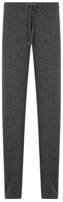 William Sharp Embellished Cashmere Trousers