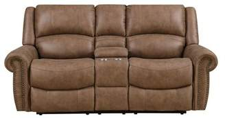 Red Barrel Studio Shortt Motion Reclining Loveseat Red Barrel Studio