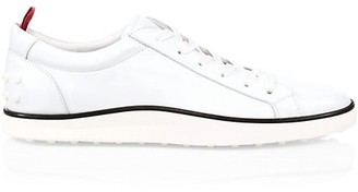 Tod's Cassetta 52B Leather Sneakers