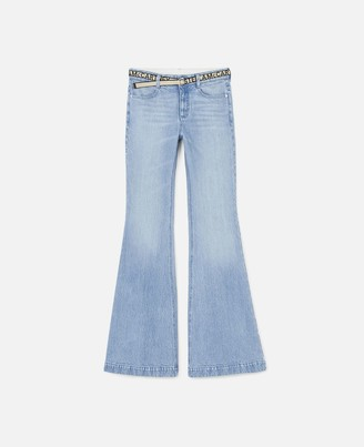 Stella McCartney Flared Jeans, Women's