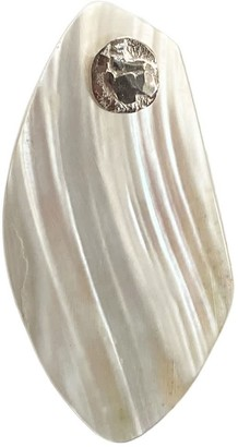 M.Sahlberg Jewelry Sculpted Shell Earring