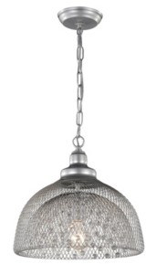 "Home Accessories Salina 14.17"" 1-Light Indoor Pendant Lamp with Light Kit"