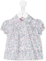 Amaia floral print buttoned blouse