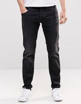 G Star G-Star Jeans Defend Super Slim Dark Aged