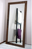 American Value Urban Wood Tall Vanity Wall Mirror