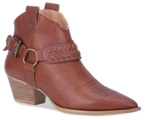 Dingo Women's Keepsake Leather Bootie Women's Shoes