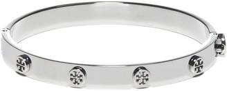 Tory Burch Logo Stud Bracelet