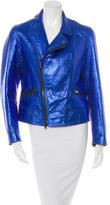 3.1 Phillip Lim Metallic Leather Jacket