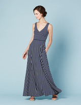 Boden Full Skirt Maxi Dress