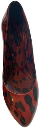 Dolce & Gabbana Multicolour Patent leather Heels