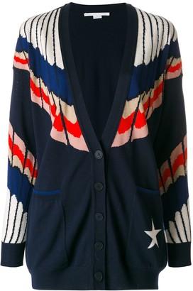 Stella McCartney deep V-neck cardigan