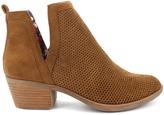 Christian Lacroix Cognac Brunela Ankle Boot