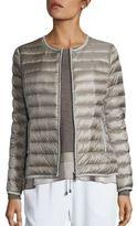 Peserico Short Puffer Jacket