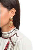 Etro Bead Embellished Earrings
