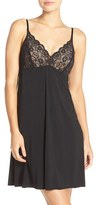 Commando Women's 'Butter' Lace & Stretch Modal Chemise