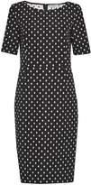 Great Plains Ikat Spot Stretch Pencil Dress