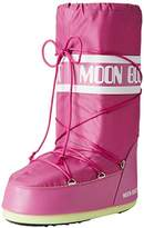 Moon Boot Women's NYLON Multisport Outdoor Shoes pink Size: