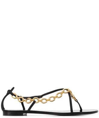 Giuseppe Zanotti Chain-Strap Sandals