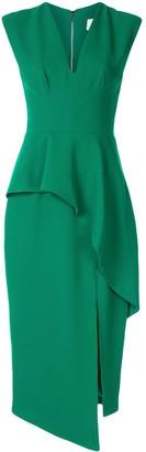 Ginger & Smart Elixer peplum dress