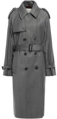 MACKINTOSH Wool-gabardine Trench Coat