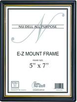 nu-dell NuDell EZ Mount Document Frame Plastic Face