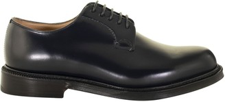 Church's Churchs Shannon Navy Lace-up Derby Shoes
