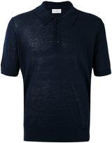 Ballantyne knitted polo shirt