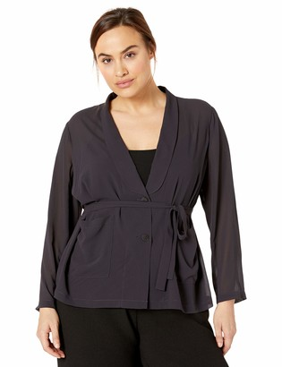 Nic+Zoe Women's Plus Size Breeze Through Blazer