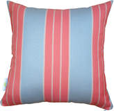 """Outdoor Cushion """"Coral Stripe"""""""