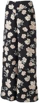 Love, Fire Juniors' Floral Palazzo Pants