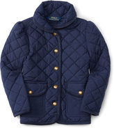 Ralph Lauren Shawl-Collar Barn Jacket
