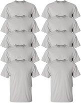 Gildan Men's Ultra Cotton T-Shirt ( 10 Pack ) - M