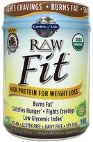 Chocolate Raw Fit Powder by Garden Of Life (16oz Powder)