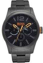 BOSS ORANGE Men's 'Paris' Multifunction Bracelet Watch, 47Mm